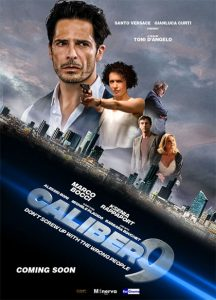 Calibro 9 poster
