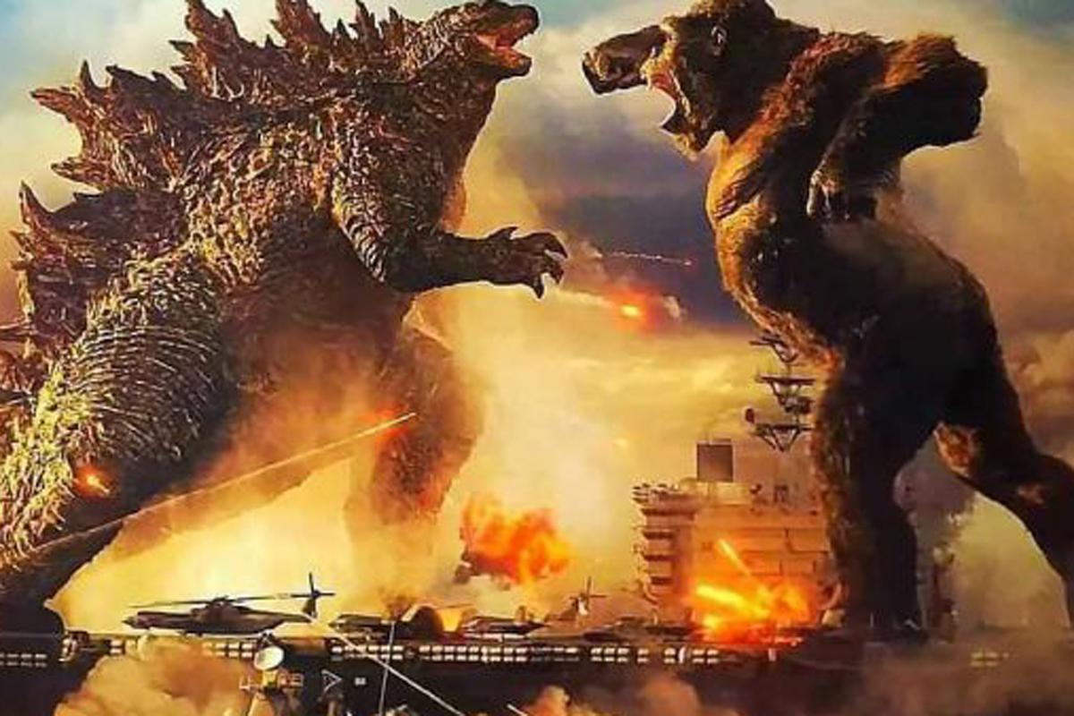 Godzilla vs Kong: diffuso l'attesissimo trailer del film