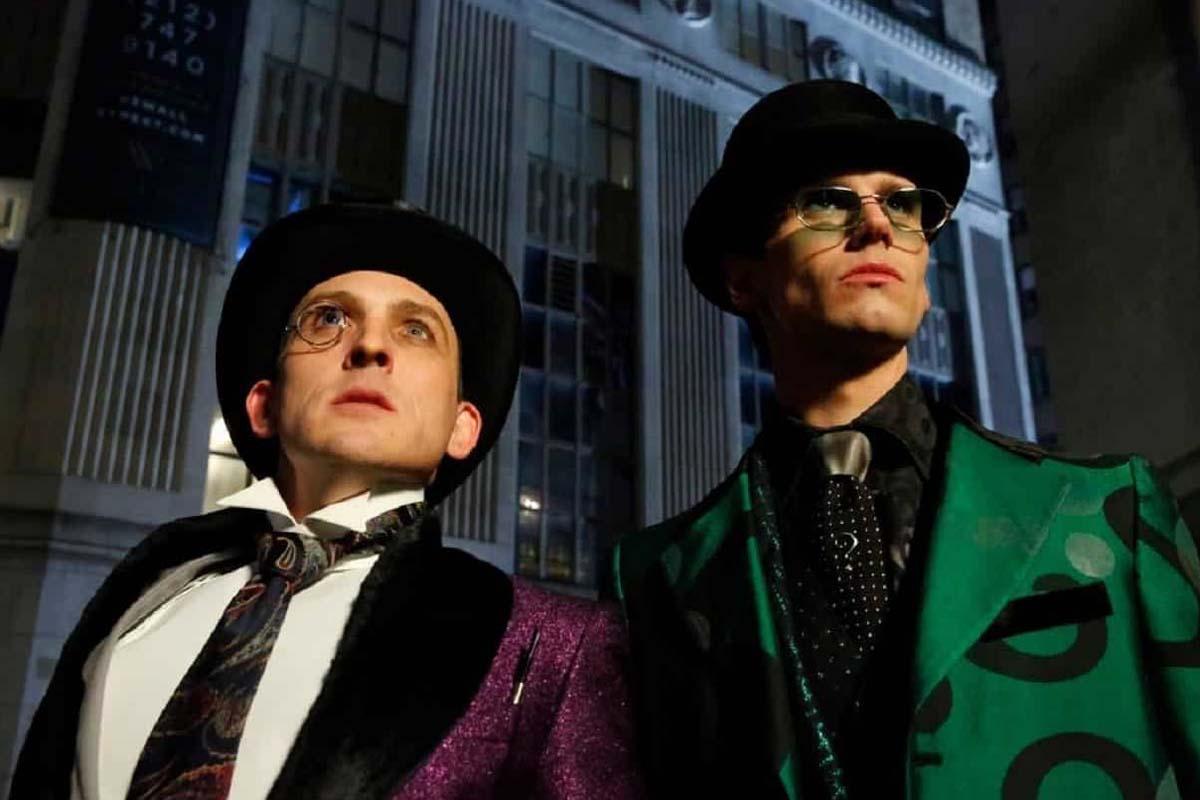 Gotham Krypton The 100 DVD Blu-ray