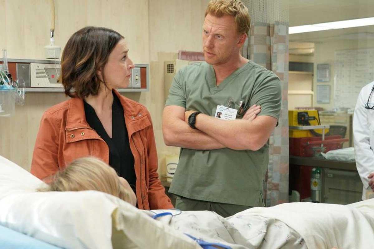 Grey's Anatomy Hunt