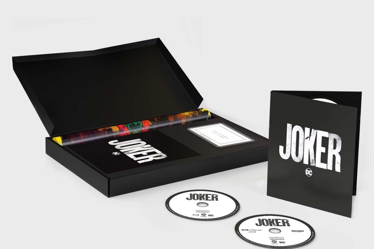 Joker: dal 9 dicembre disponibile un cofanetto in edizione limitata