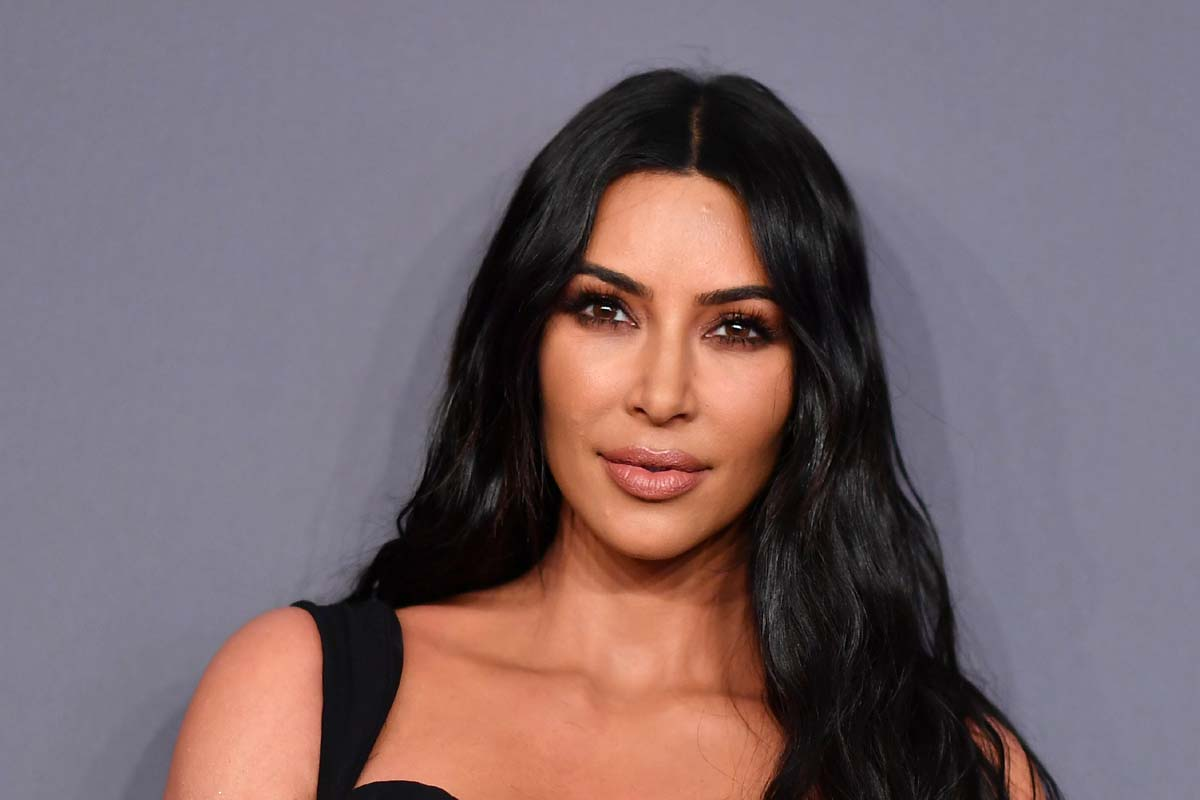 Kim Kardashian star