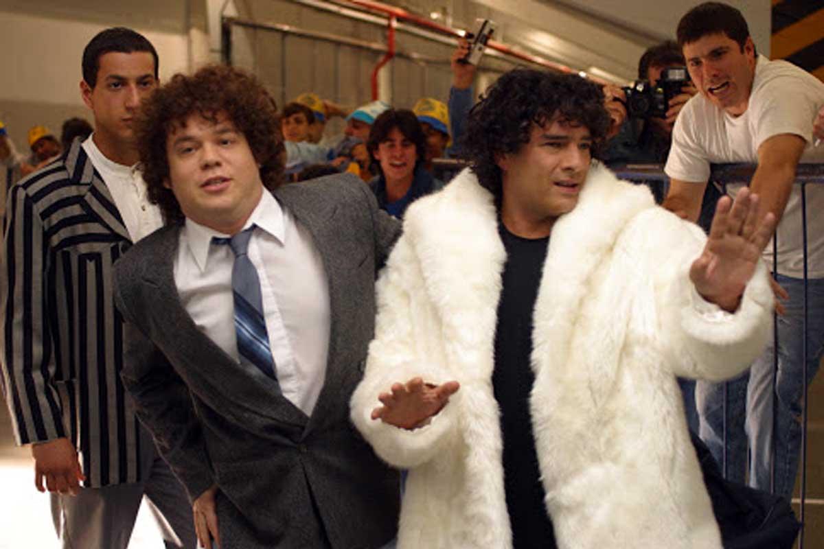 Maradona film Risi