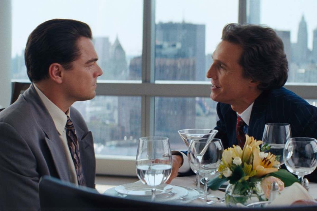 Matthew McConaughey scena film