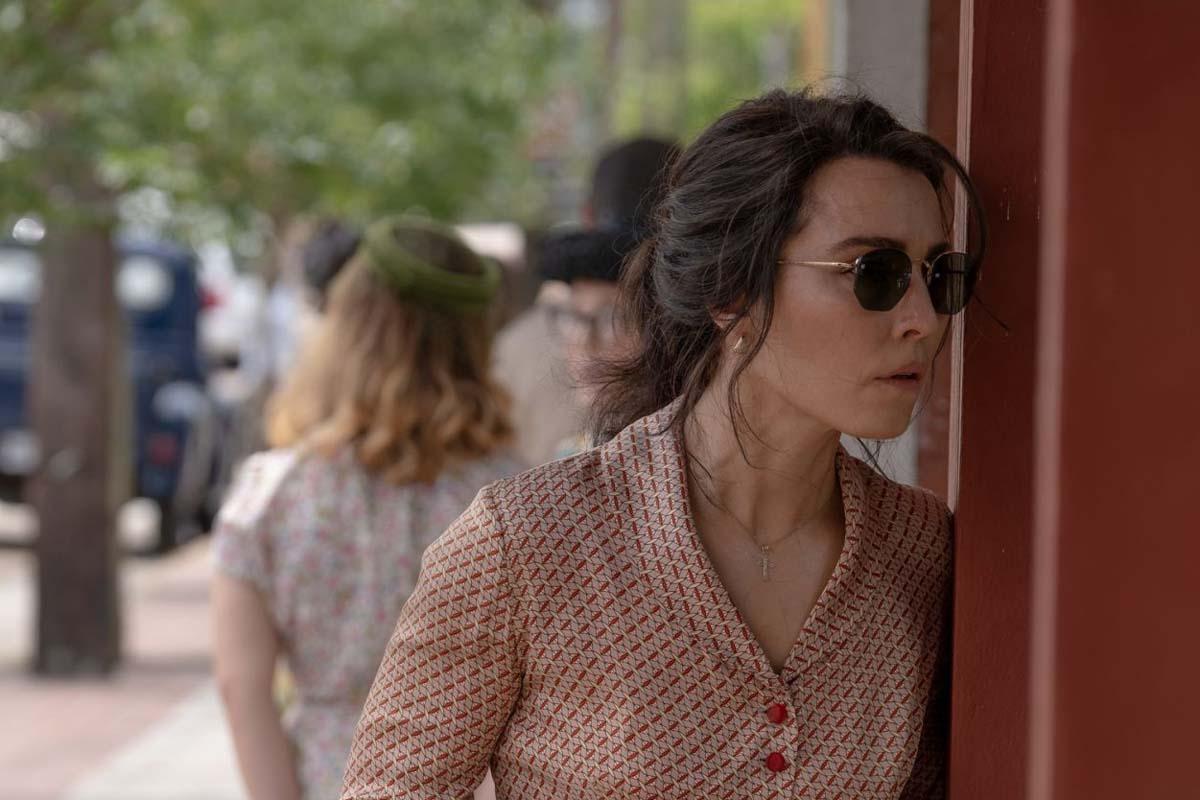 Noomi Rapace nel thriller di Netflix
