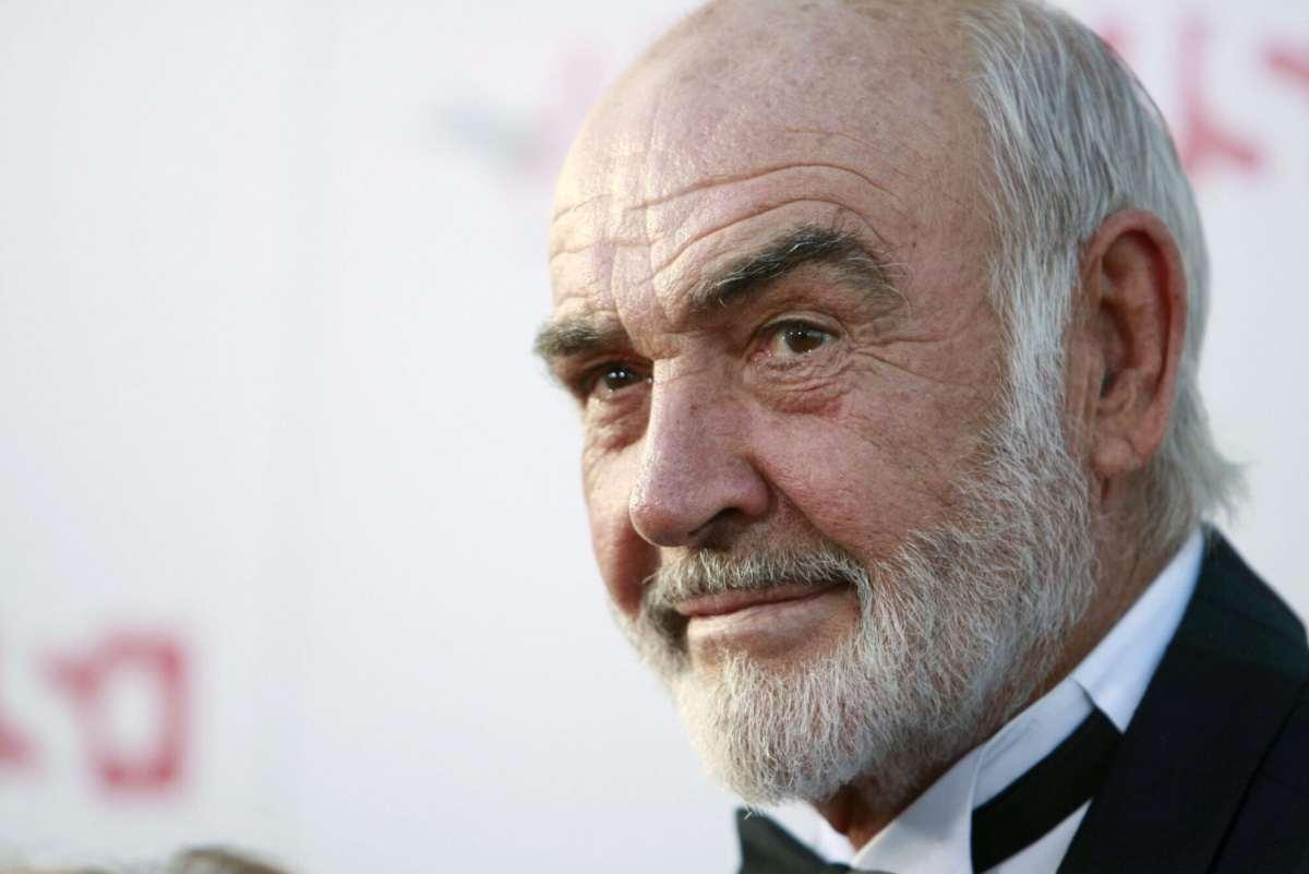 Sean Connery: la moglie racconta la sua lotta contro la demenza