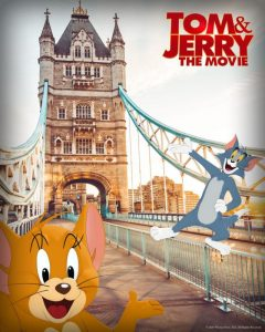 Tom & Jerry live-action