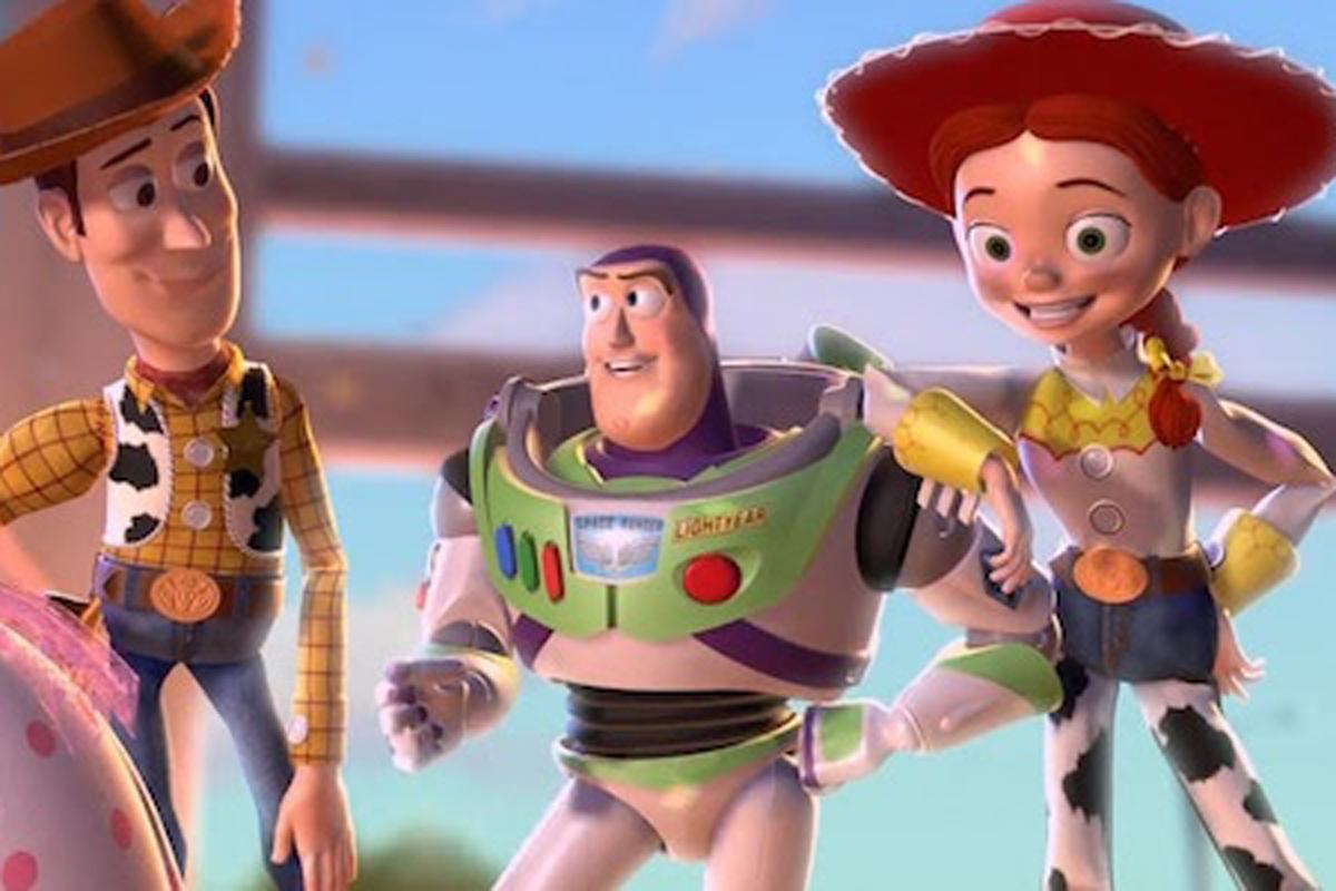 """Toy Story""  Box Office USA"