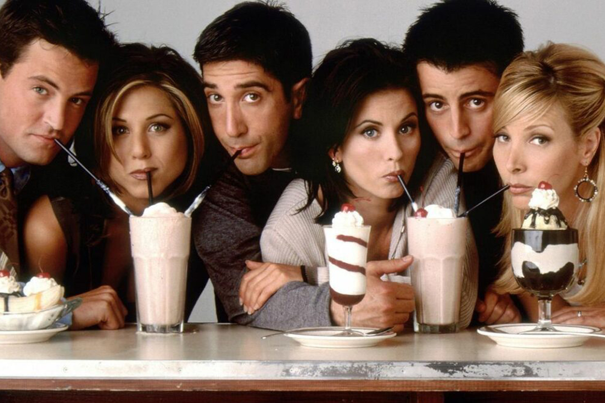 Friends: nel 2021 la reunion del cast