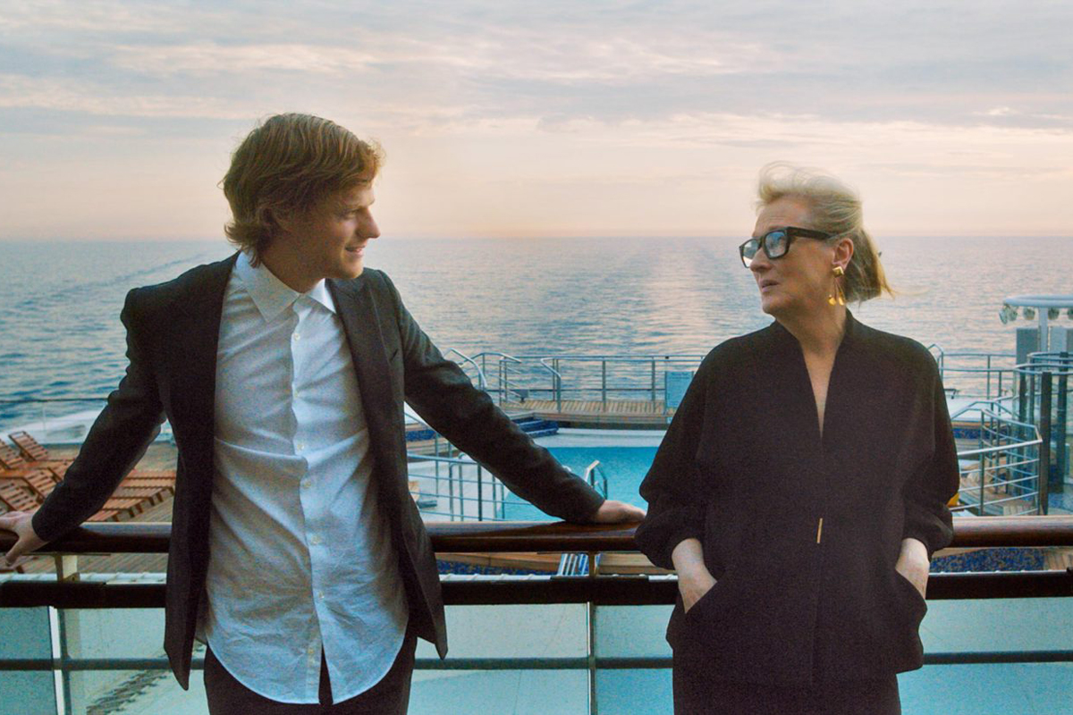 Them All Talk: trailer del film di  Steven Soderbergh con Meryl Streep