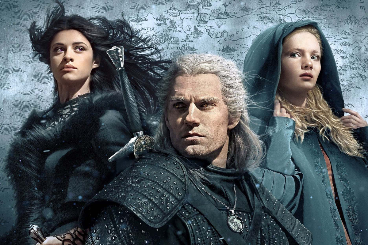 The Witcher - serie