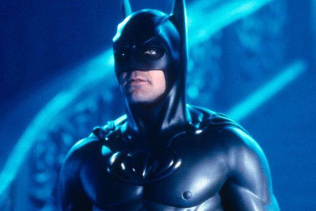 "George Clooney in ""Batman & Robin"""