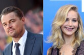 Don't Look Up: le prime foto di Leonardo DiCaprio e Jennifer Lawrence nel film