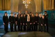 Harry Potter sulla linea del tempo