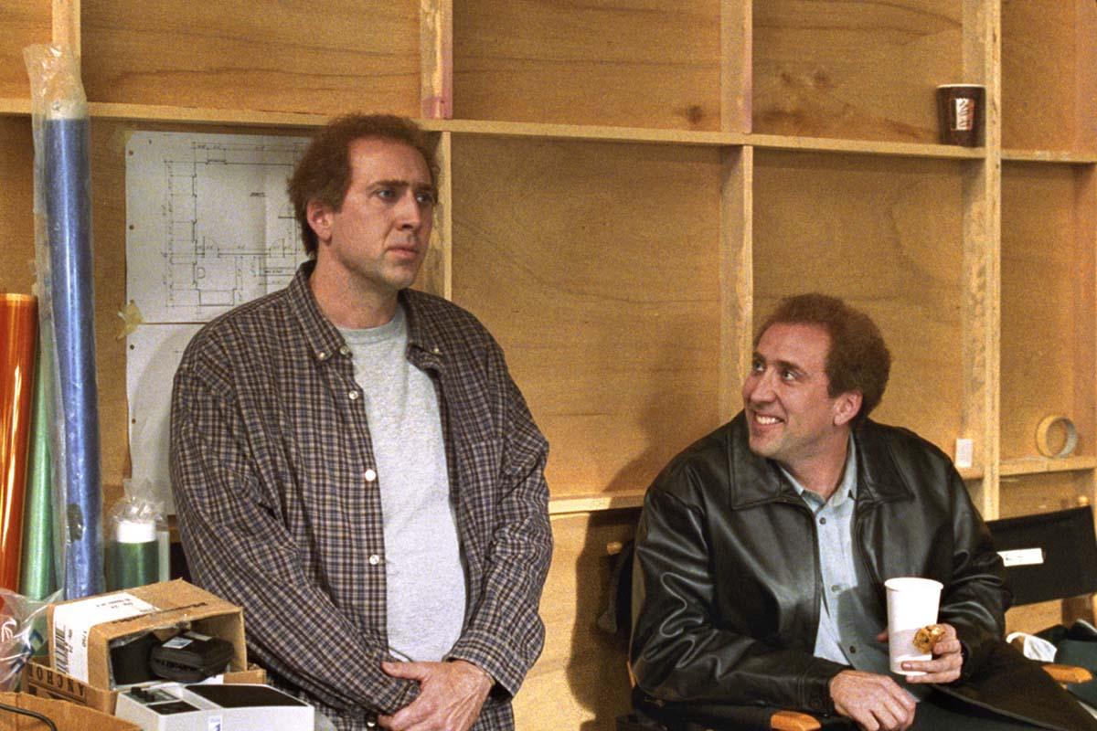 Il ladro di orchidee Nicolas Cage