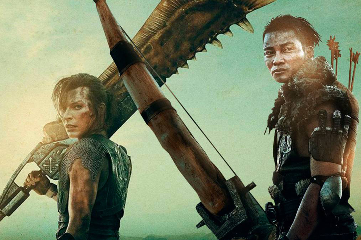 """Monster Hunter"" quinto nel Box Office USA"
