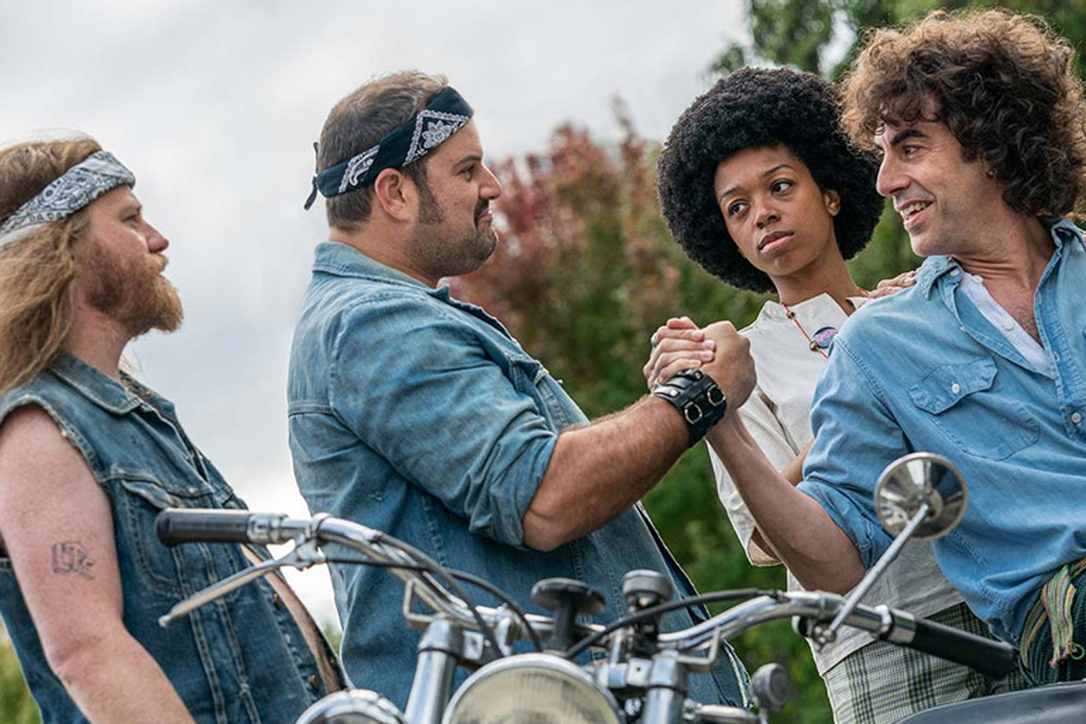 """""""Il Processo ai Chicago 7"""" Capri, Hollywood Film Festival"""