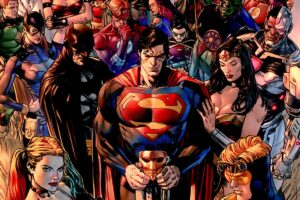 Supereroi DC Infinite Universe