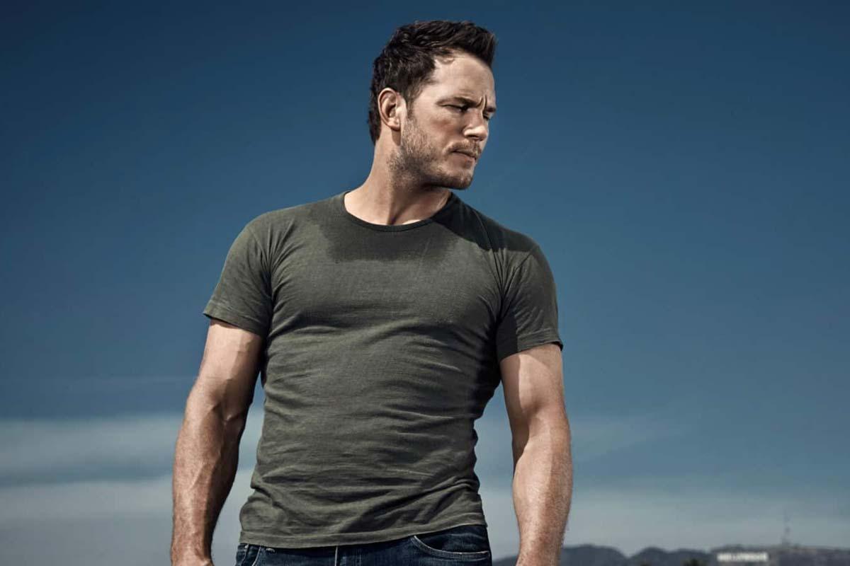 Chris Pratt The Tomorrow War