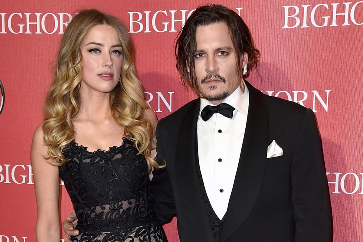 La battaglia legale tra Johnny Depp e Amber Heard