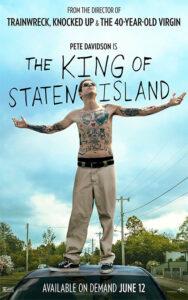 il re di staten island poster