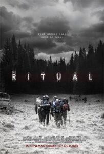 Il rituale poster
