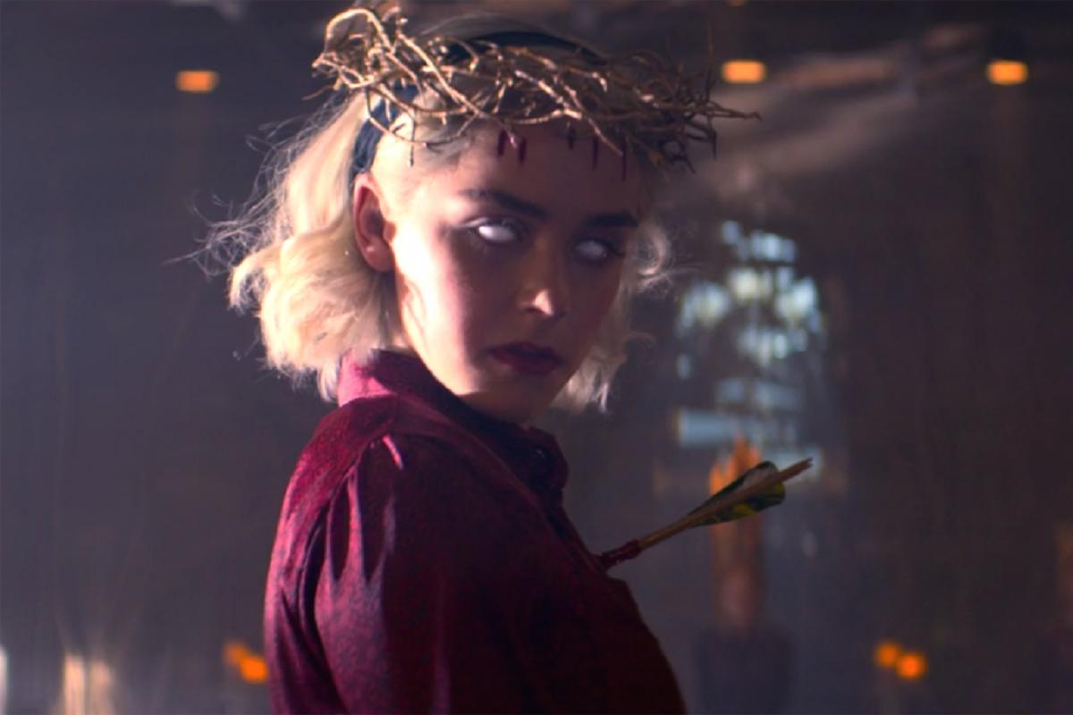 Le terrificanti avventure di Sabrina 2 - Sabrina