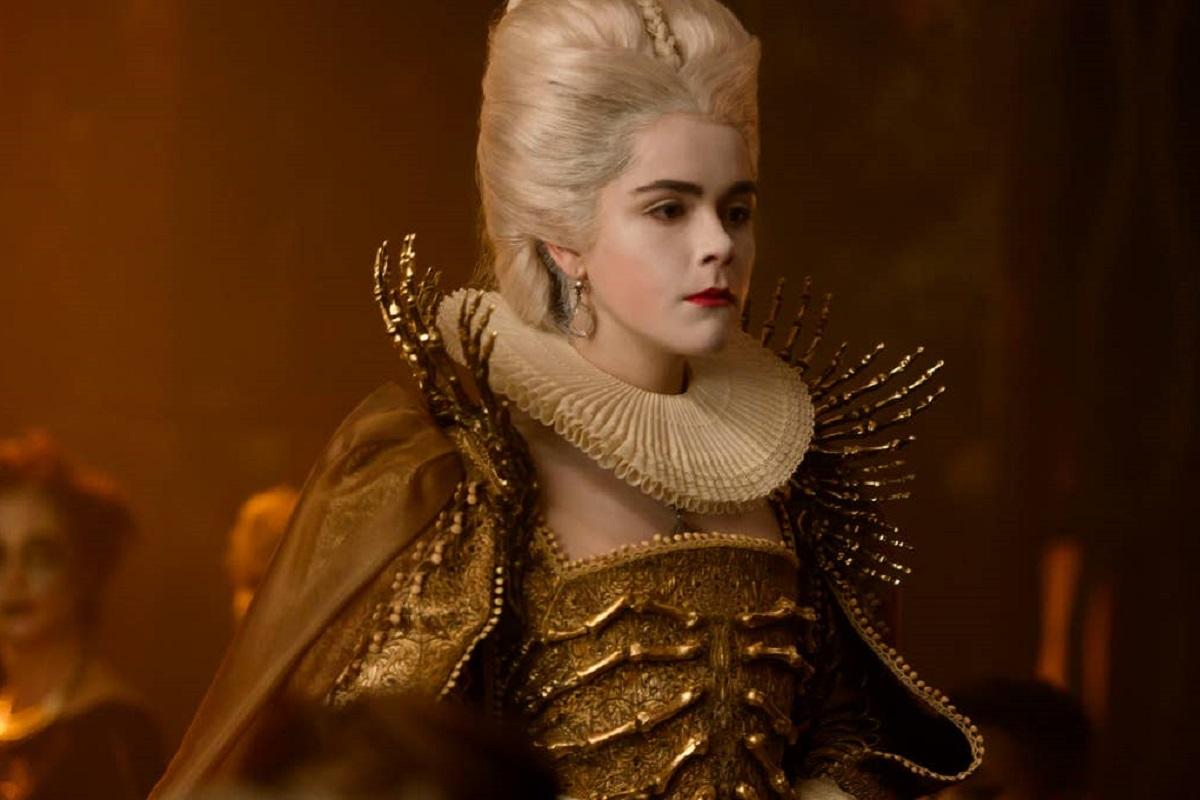 Le terrificanti avventure di Sabrina - Sabrina regina