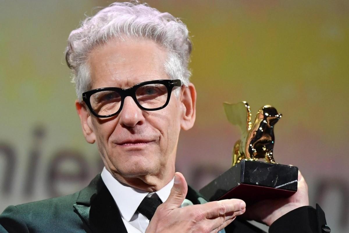 Cronenberg - Leone d'Oro