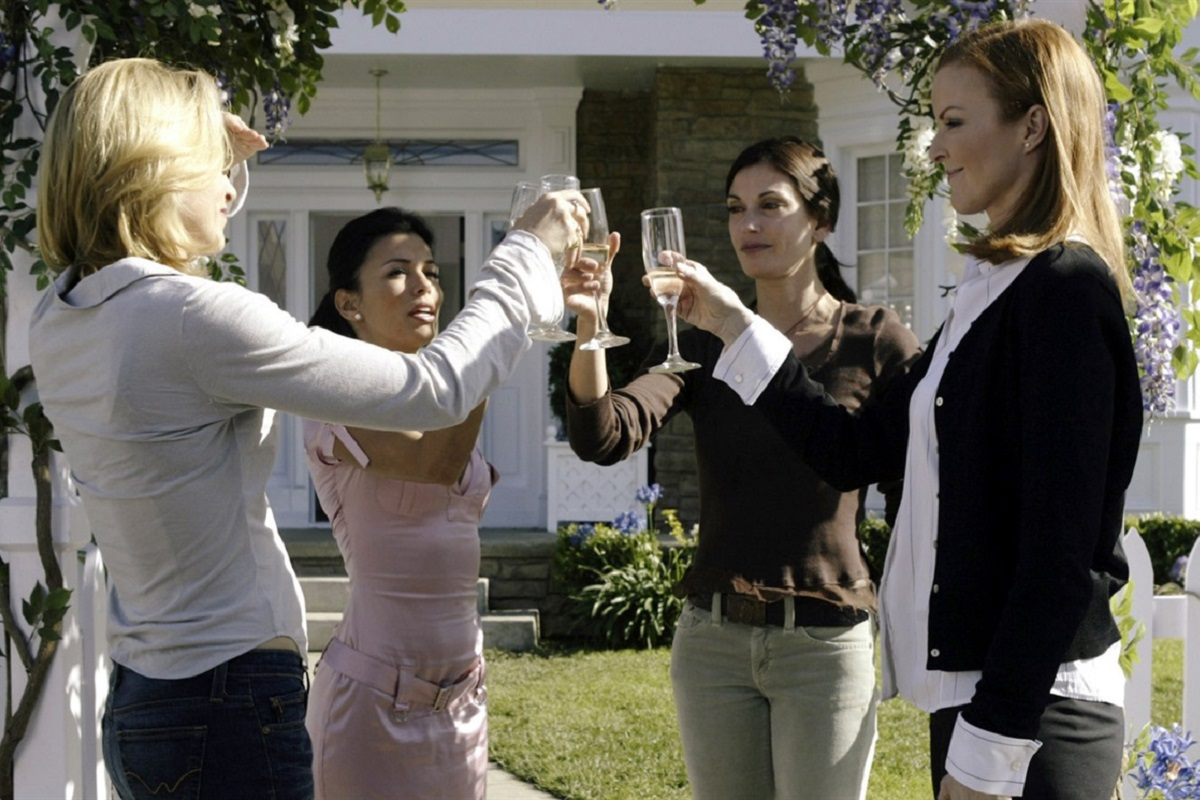 Star - Desperate Housewives