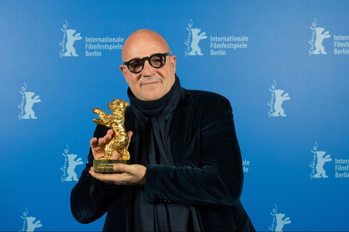 Festival di Berlino 2021 - Gianfranco Rosi