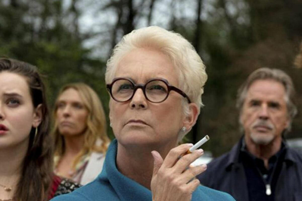 Jamie Lee Curtis- Knives Out