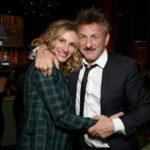 "Julia Roberts e Sean Penn nella serie ""Gaslit"""