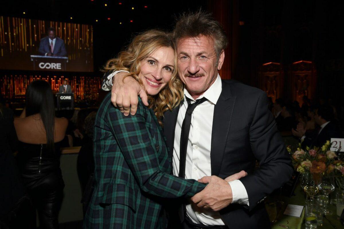 Julia Roberts e Sean Penn