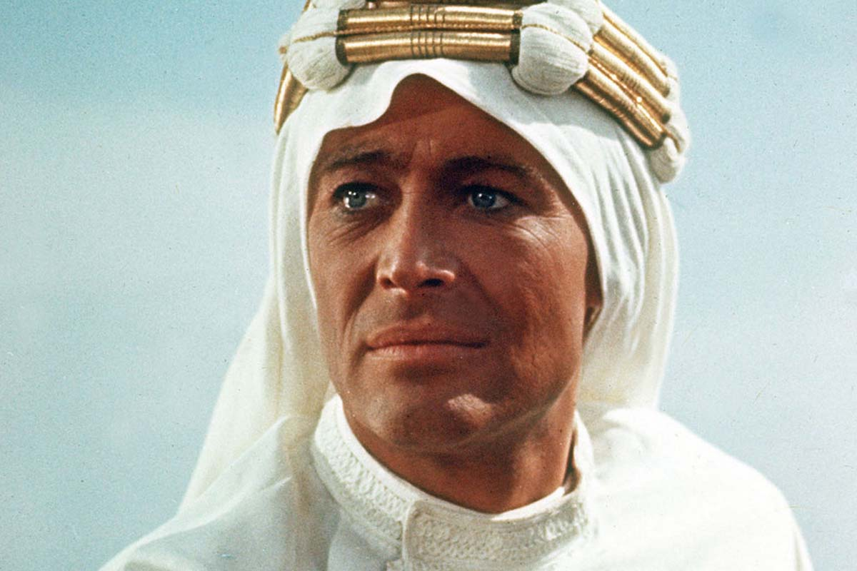 Lawrence d'Arabia recensione