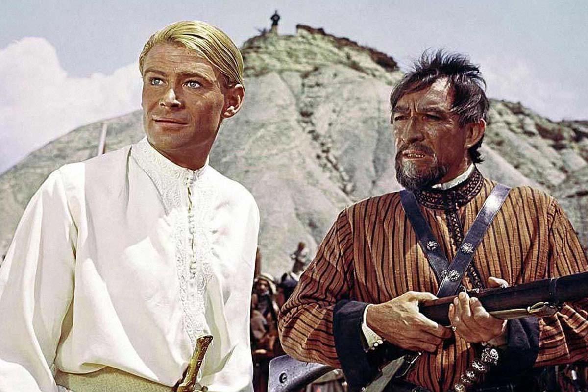 Lawrence d'Arabia 1962