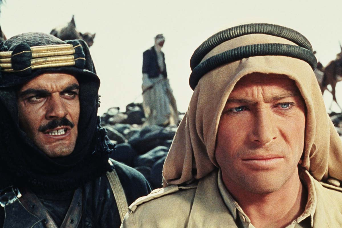 Lawrence d'Arabia review