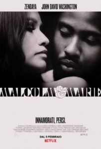 Malcolm & Marie locandina