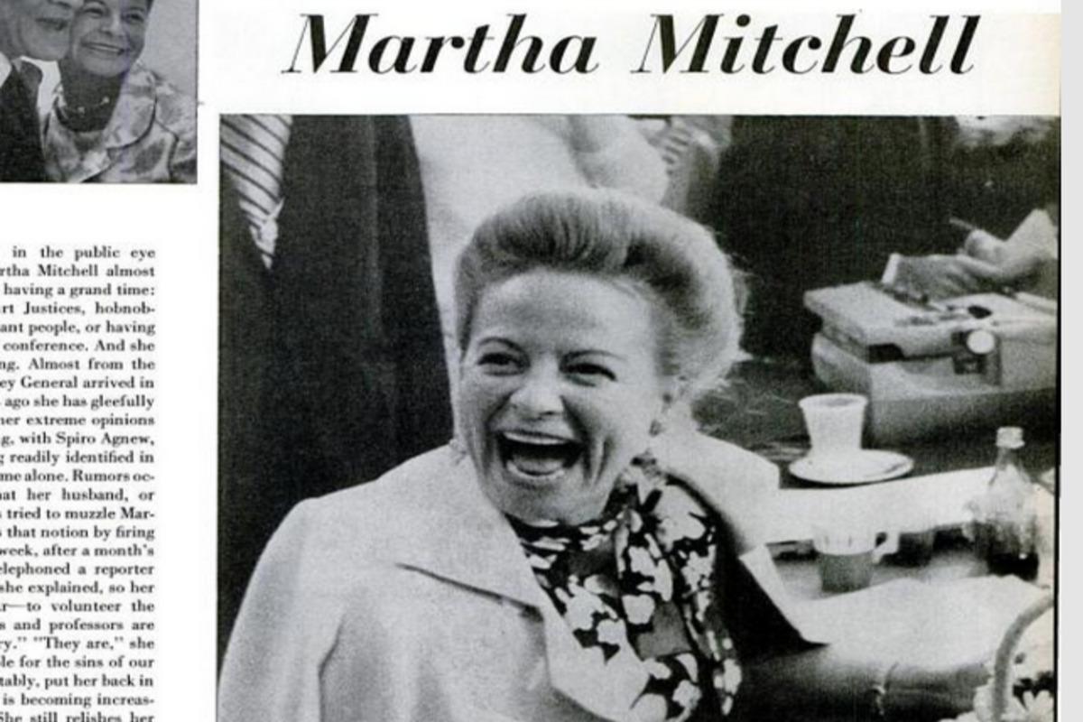 Martha Mitchell