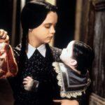 "Tim Burton e il live-action ""Wednesday Addams Show"""