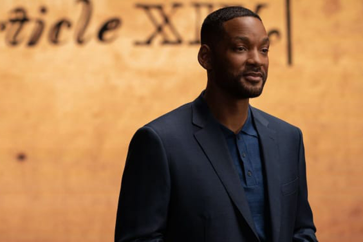 """""""Amend: The Fight for America"""" con Will Smith"""