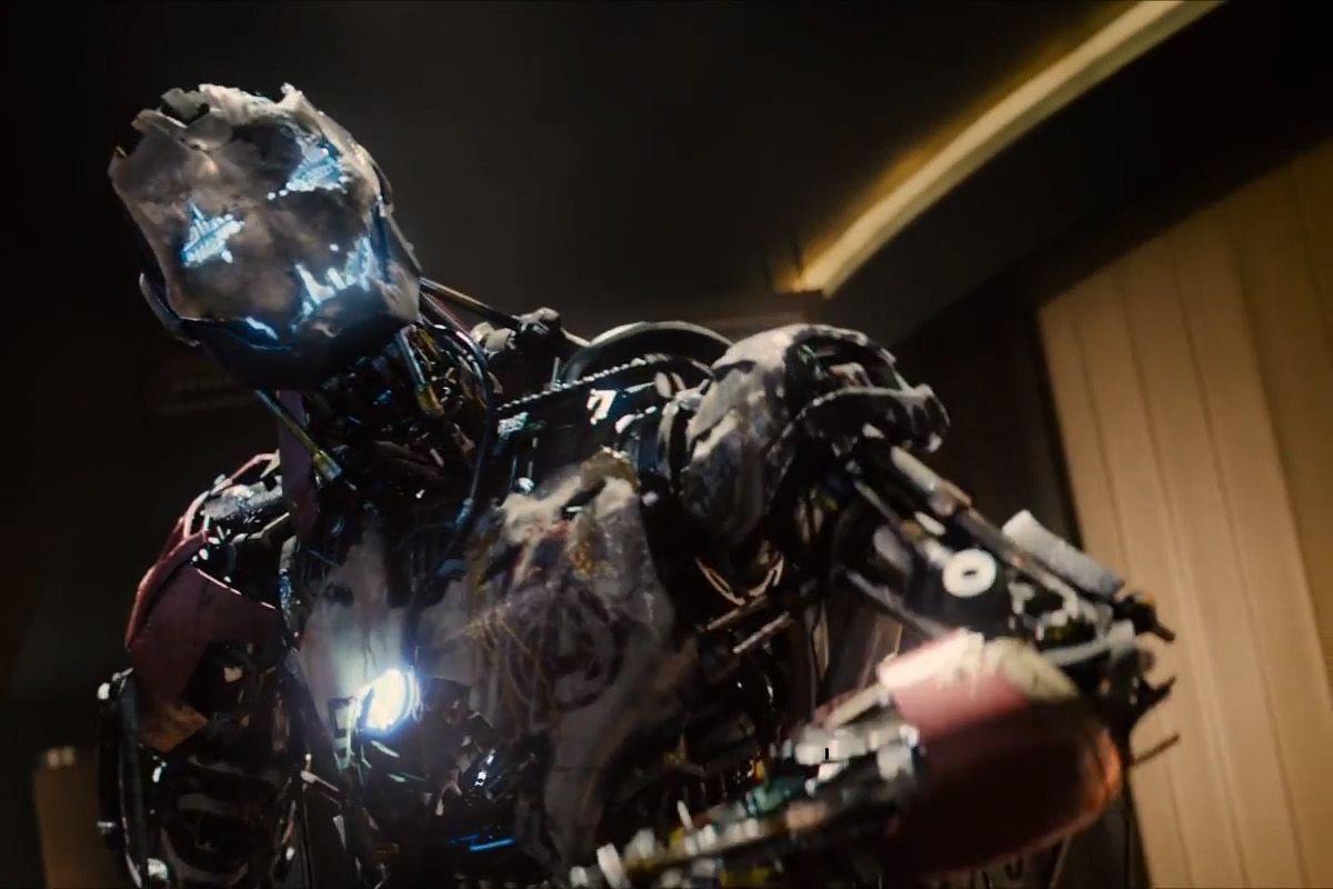 Marvel Horror Avengers: Age of Ultron