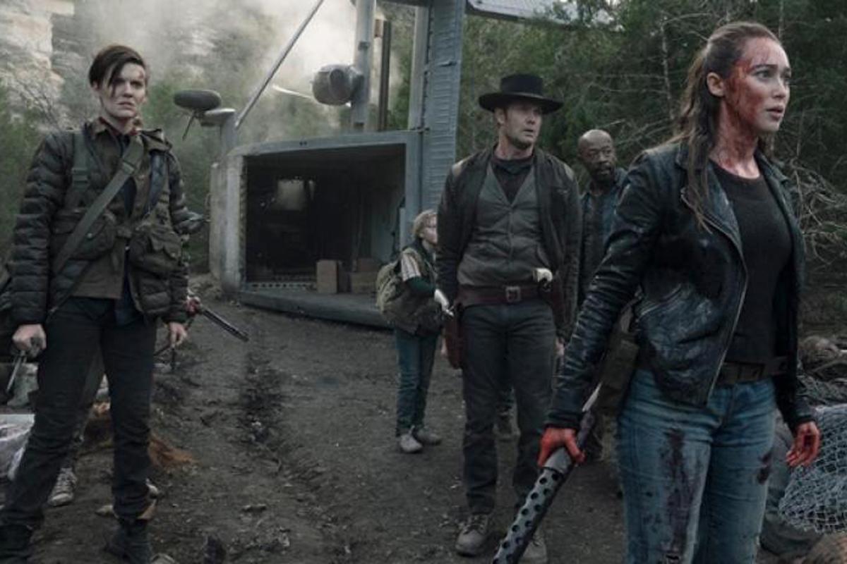 """""""Fear the Walking Dead """" iniziano le riprese della sesta stagione"""