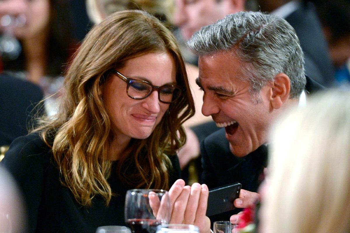 George Clooney - Julia Roberts