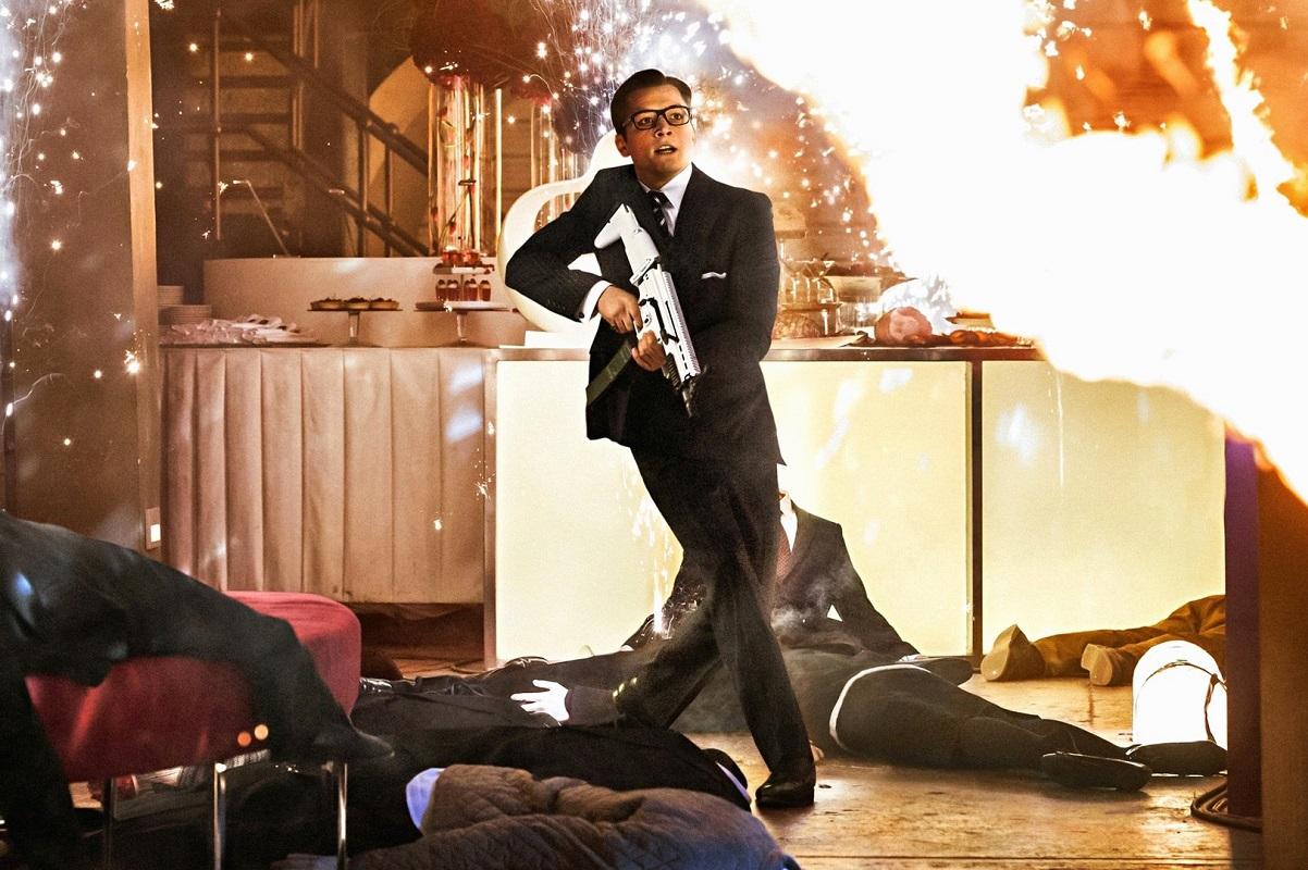Kingsman – Secret Service