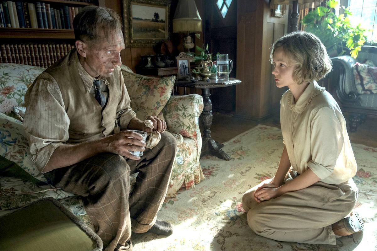 Ralph Fiennes - Carey Mulligan