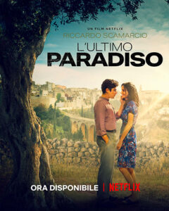 l'ultimo paradiso - poster