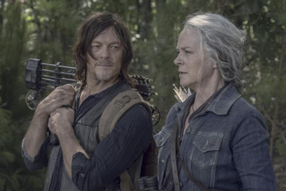 The Walking Dead: iniziano le riprese dell'ultima stagione