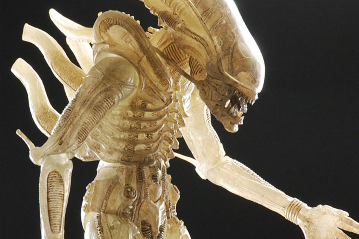 Alien prototipo