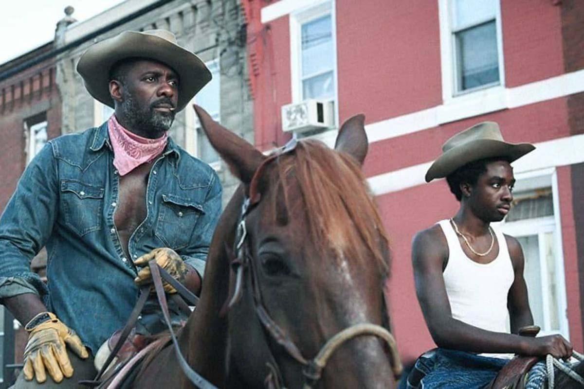Idris Elba Netflix